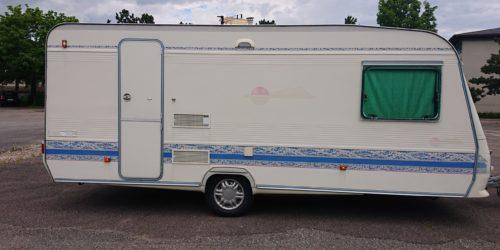 Campingvogn leje 3