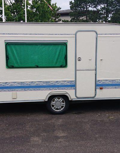 Campingvogn lej 2